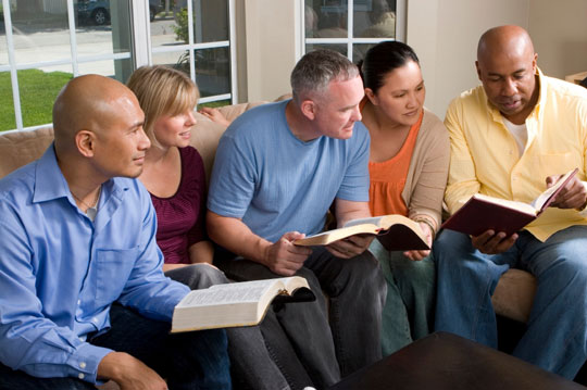 Bible Study - Every Wednesday @7.30pm - The Potter's House West Bromwich